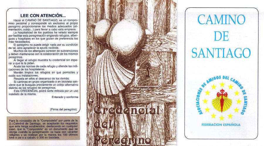 Todo lo que debes saber sobre la Credencial del Camino de Santiago
