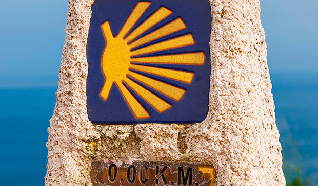 Los símbolos más importantes del Camino de Santiago