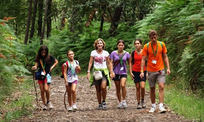 Consejos para hacer el Camino de Santiago con toda tu familia