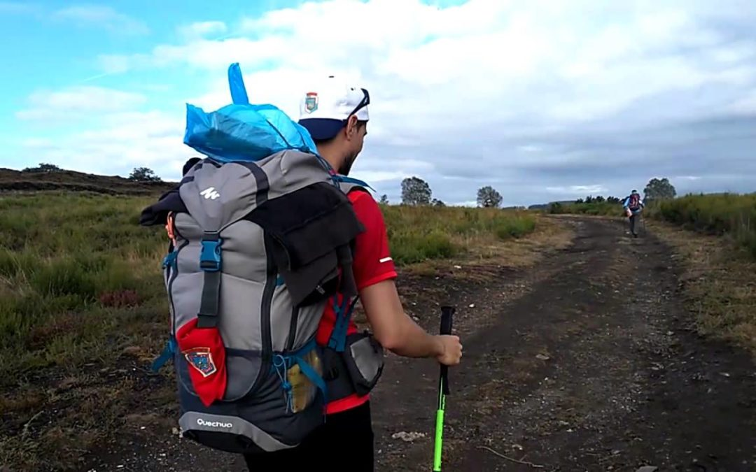 Etapa del Camino de Santiago: De Portomarín a Palas de Rei